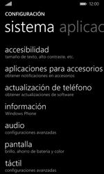 Restaura la configuración de fábrica - Microsoft Lumia 532 - Passo 4
