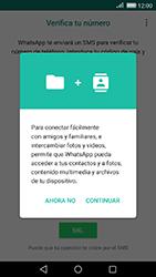Configuración de Whatsapp - Huawei Cam Y6 II - Passo 5