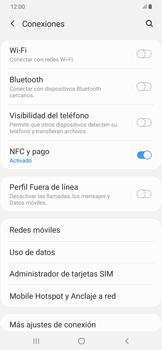 Configura el hotspot móvil - Samsung Galaxy A50 - Passo 5