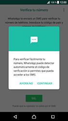 Configuración de Whatsapp - Sony Xperia XZ Premium - Passo 10