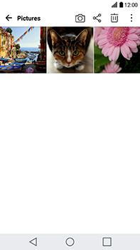 Transferir fotos vía Bluetooth - LG V20 - Passo 4