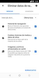 Limpieza de explorador - Nokia 3.1 - Passo 10