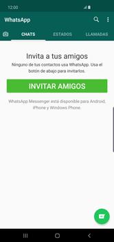Configuración de Whatsapp - Samsung S10+ - Passo 12