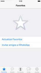 Configuración de Whatsapp - Apple iPhone 6s - Passo 14