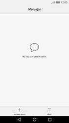 Envía fotos, videos y audio por mensaje de texto - Huawei Cam Y6 II - Passo 3
