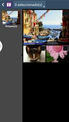 Transferir fotos vía Bluetooth - Samsung Galaxy S4  GT - I9500 - Passo 7
