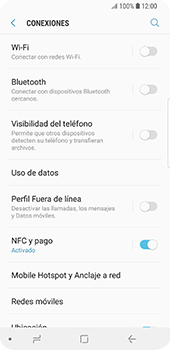 Conecta con otro dispositivo Bluetooth - Samsung Galaxy S9 - Passo 5