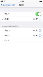 Configura el WiFi - Apple iPhone 8 - Passo 7