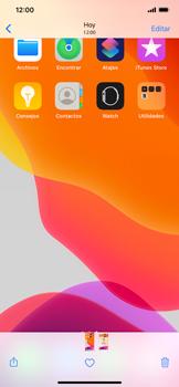 Tomar una captura de pantalla - Apple iPhone 11 - Passo 9