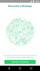 Configuración de Whatsapp - Motorola Moto G5 - Passo 4