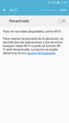 Configura el WiFi - Samsung Galaxy S7 - G930 - Passo 5