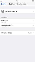 Configura tu correo electrónico - Apple iPhone 8 - Passo 29