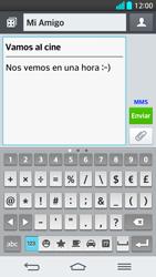 Envía fotos, videos y audio por mensaje de texto - LG G2 - Passo 12