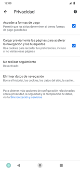 Limpieza de explorador - Motorola Moto G8 Play (Single SIM) - Passo 13