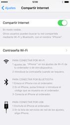 Configura el hotspot móvil - Apple iPhone 6 - Passo 8