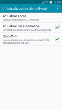 Actualiza el software del equipo - Samsung Galaxy Note IV - N910C - Passo 10