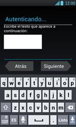Crea una cuenta - LG Optimus L7 - Passo 19
