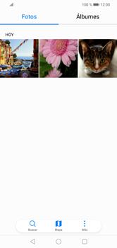 Transferir fotos vía Bluetooth - Huawei Y7 2019 - Passo 4