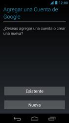 Crea una cuenta - Motorola RAZR D3 XT919 - Passo 3