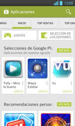 Instala las aplicaciones - LG Optimus L 7 II - Passo 6