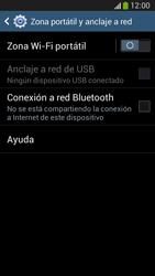 Comparte la conexión de datos con una PC - Samsung Galaxy Zoom S4 - C105 - Passo 6