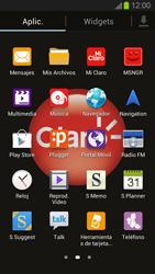 Instala las aplicaciones - Samsung Galaxy S 3  GT - I9300 - Passo 3