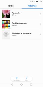 Transferir fotos vía Bluetooth - Huawei Y6 2018 - Passo 5