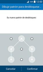 Desbloqueo del equipo por medio del patrón - Samsung Galaxy Core Prime - G360 - Passo 10
