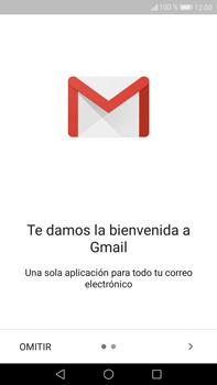 Configura tu correo electrónico - Huawei Mate 9 - Passo 5