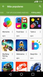 Instala las aplicaciones - LG K10 - Passo 14