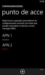 Configura el Internet - Nokia Lumia 925 - Passo 21