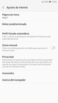 Configura el Internet - Samsung Galaxy A7 2017 - A720 - Passo 29
