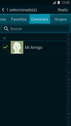 Envía fotos, videos y audio por mensaje de texto - Samsung Galaxy S5 - G900F - Passo 7