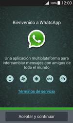 Configuración de Whatsapp - Samsung Galaxy Core Prime - G360 - Passo 4