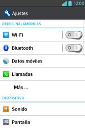 Conecta con otro dispositivo Bluetooth - LG L4 II - Passo 4