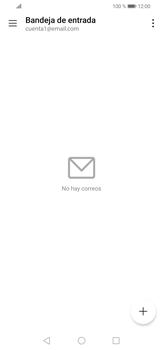 Cómo enviar un correo electrónico - Huawei P30 Lite - Passo 4