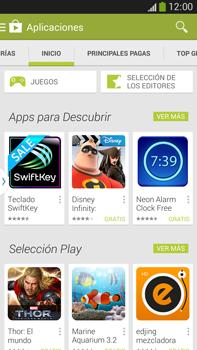 Instala las aplicaciones - Samsung Galaxy Note Neo III - N7505 - Passo 6