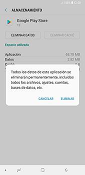 Limpieza de aplicación - Samsung A7 2018 - Passo 8