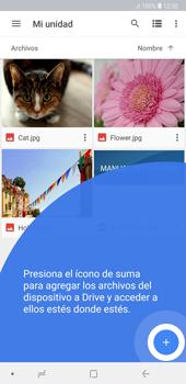 Descargar contenido de la nube - Samsung A7 2018 - Passo 6