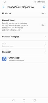 Conecta con otro dispositivo Bluetooth - Huawei Y7 2019 - Passo 4
