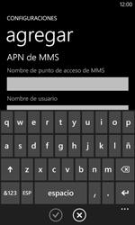 Configura el Internet - Nokia Lumia 720 - Passo 14