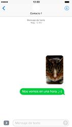 Envía fotos, videos y audio por mensaje de texto - Apple iPhone 7 - Passo 15