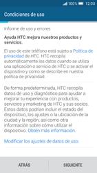 Activa el equipo - HTC One M9 - Passo 5
