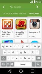 Instala las aplicaciones - LG C50 - Passo 14