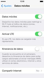 Configura el Internet - Apple iPhone 5s - Passo 5