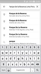 Uso de la navegación GPS - Samsung Galaxy J3 - J320 - Passo 9
