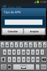 Configura el Internet - Samsung Galaxy Fame GT - S6810 - Passo 14