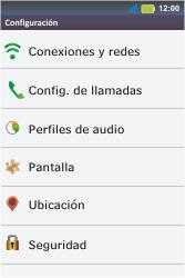 Configura el hotspot móvil - Motorola MotoSmart Me  XT303 - Passo 5