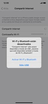 Configura el hotspot móvil - Apple iPhone 11 Pro - Passo 7