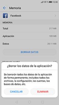 Limpieza de aplicación - Huawei P10 Plus - Passo 7
